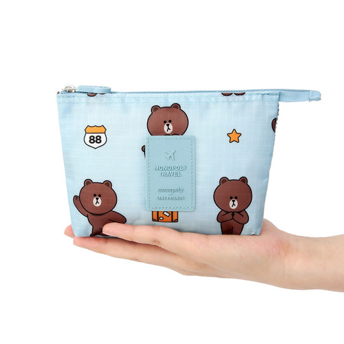 [LINE FRIENDS] MESH POUCH (S)