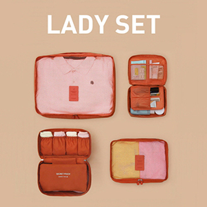 MONOPOLY LADY SET