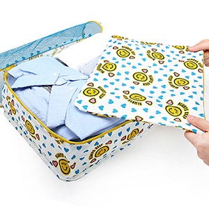 MERRYGRIN CLOTHES POUCH size L 여행용 의류 파우치