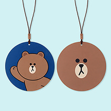 [LINE FRIENDS] TRAVEL TAG
